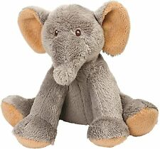 Ezzy Elephant Sitting Cuddly Rattle New Baby Safe Toy Birth Christening 10076