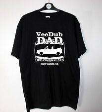 VW t shirt funny gift dad Cabriolet clipper cabby mk1 golf volkswagen rabbit