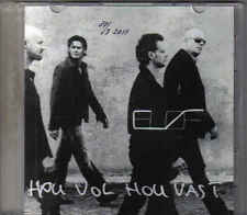 Blof-Hou Vol Hou Vast Promo cd single