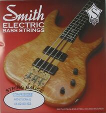 KEN SMITH CRM-L COMPRESSORS BASS STRINGS, MEDIUM LIGHT GAUGE 4's  - 44-102