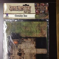 Paizo GameMastery Flip-Mat - Country Inn OOP New in Pack Pathfinder D&D Dungeons