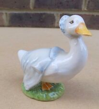 BESWICK Beatrix Potter Figurine - Rebeccah Puddle Duck BP-3b