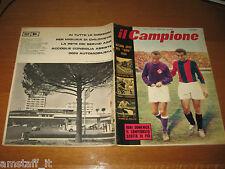 IL CAMPIONE 1959/14=BOLOGNA FIORENTINA=SPECIALE LANEROSSI VICENZA=BIELLESE FOTO=