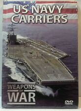 Weapons of War: US Navy Carriers (International Master, 2006) (dv354)
