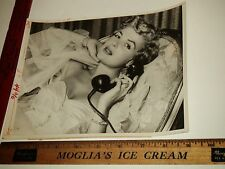Rare Original VTG Sexy Beauty Models Lingerie Negligee Jewels Risque Pinup Photo