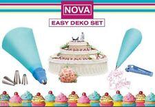 Nova Easy Set Decoración Manga Pastelera Boquilla De Spray Punta Novabest