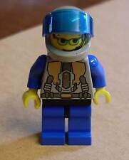 Lego Life on Mars - LoM - Assistant  Figur Raumfahrt Figuren Astronaut blau Neu