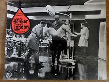 Aushangfoto DER HENKER VON LONDON Edgar Wallace