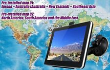 Car GPS Satellite Voice Navigation Satnav Spain France Greece Italy Croatia Map