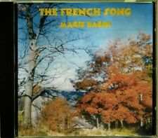 Marie Babin - The French Song  RARE HTF Canadian Country Folk CD (Brand New!)