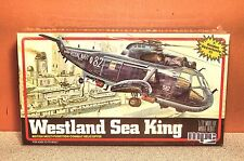 1/72 MPC WESTLAND SEA KING MODEL KIT #1-4206