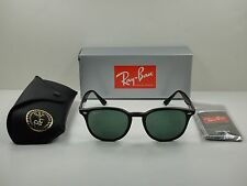 RAY-BAN SUNGLASSES RB4259 601/71 BLACK FRAME/GREEN CLASSIC G-15 LENS 51MM NEW!
