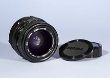 Sigma Zoom Master MC 35-70mm f/3.5-4.5 Lens * Nikon Fit * Excellent+ *