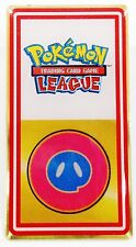 POKEMON TRADING CARD GAME LEAGUE 2001-2002 FOG BADGE PIN COLLECT