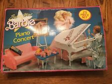 Vintage Superstar Barbie Piano Concert In Original Box
