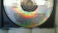 COMPILATION - PROMO COLUMBIA FOR RADIO ( TEN CITY CULTURE BEAT NITS...) CD
