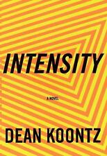 Intensity by Dean Koontz (1996, Hardcover,) 1ST EDITION FREE SHIPPING