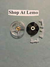 Magic Bullet Plastic Gear and Rubber Gears and Rubber Bush