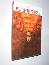 Burning Issy Melvin Burgess PB children's novel escape from the Witch-Finder  AJ