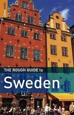 The Rough Guide to Sweden 5 (Rough Guide Travel Guides)-ExLibrary