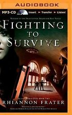 Fighting to Survive 2 by Rhiannon Frater (2014, MP3 CD, Unabridged)