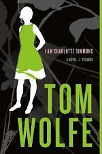 I Am Charlotte Simmons by Tom Wolfe (2005, Paperback)