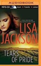 Tears of Pride by Lisa Jackson (2015, MP3 CD, Unabridged)