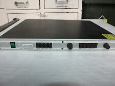 Chromatec TVD35 TVD 35 Stereo Audio Monitor Rack Mount on screen video