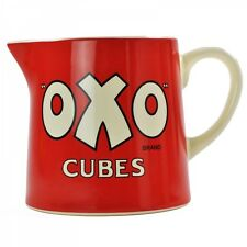 Ceramic Measuring Jug - Oxo Cubes - Retro Advert