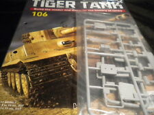 Hachette Tiger Tank - Build your tiger tank - Issue 106