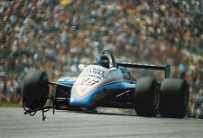 Jacques Laffite Hand Signed Ligier Photo 12x8 3.