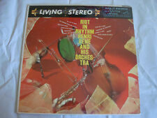 Riot In Rhythm Henri Rene and His Orchestra RCA Victor LSP-2002 LP 1959 ~SEALED~