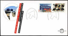Netherlands 1994 Road Signs, Equestrian Sports FDC First Day Cover #C28062