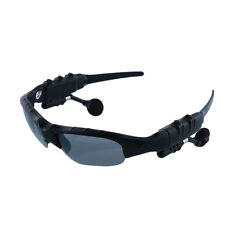 Mp3 Bluetooth 4GB Headset Sunglasses Motorcycle Glasses Handsfree Sports