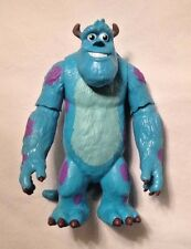 """Spinmaster Disney's Monsters Inc. JAMES P. SULLIVAN (SULLY) 5"""" Action Figure"""