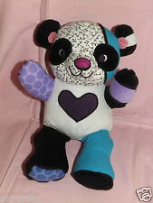 "DISNEY Britto Pop PELUCHE Jackson PANDA BABY SOFT GIOCATTOLO REGALO 16 ""alta GRATIS UK POST"