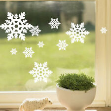 Snowflake Snow Christmas Beautiful Shop Show Window Wall Decoration Sticker