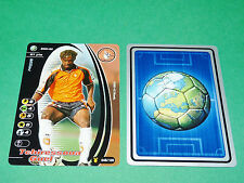FOOTBALL CARD WIZARDS 2001-2002 TCHIRESSOUA GUEL FC LORIENT MOUSTOIR PANINI