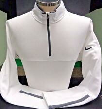 NEW NIKE Therma-Fit L/S 1/2 Zip Pullover Cover-Up GOLF JACKET, PICK COLOR & SIZE