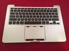 """NEW Late 2012/Early 2013 A1425 13"""" MacBook Pro Top Case Plus Keyboard Palm Rest"""