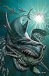 Discovery Channel's Megalodon & Prehistoric Sharks by Joe Brusha, Ralph Tedesco