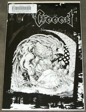 The Creech #1 Black & White Edition Autographed by Greg Capullo & Danny Miki
