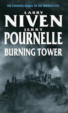 Burning Tower, Pournelle, Jerry, Niven, Larry, Good Condition Book, ISBN 1841492