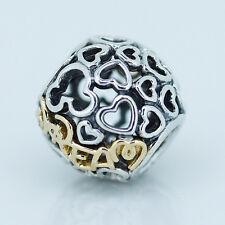 Charm pendentif en Argent S925 ALE boule dream  + pochon Pandora
