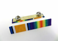 WW1 Medal Ribbon Bar 1914-1918,British War Medal & Victory Full Size