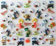 Nail art autocollants stickers ongles: Décorations Happy  Halloween