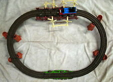 Thomas  Trackmaster, SHAKE, SHAKE BRIDGE SET, EUC. INSTRUCTIONS & THOMAS