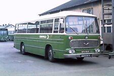 Crosville NFM682E Chester 17/01/76 Bus Photo