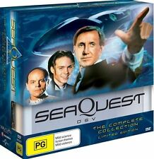 Seaquest the Complete Collection DVD R4 NEW (Season 1-3)