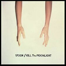 Kill the Moonlight by Spoon CD + Front Insert ONLY 2002 Merge Alternative Music